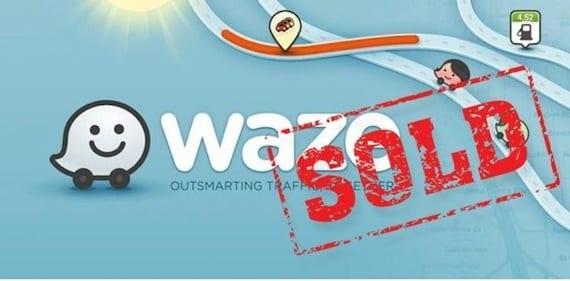 waze google Google confirma la compra del navegador GPS Waze