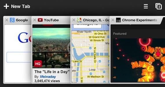 chrome iphone Chrome para iOS se actualiza con muchas novedades