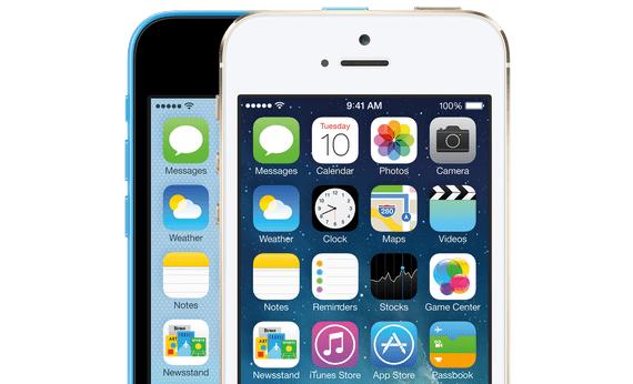 iphones Copiar1 ¿Espera Apple vender más iPhones 5c que iPhones 5s?