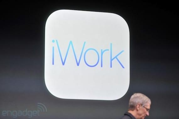 iwork gratis iWork, la suite ofimática también tiene su hueco en la keynote