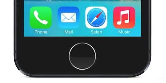 render 5s 2 Render del iPhone 5S con sensor de huellas según la caja filtrada hace unos días