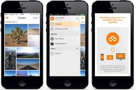 Loom Alternativas gratuitas a la aplicación Fotos de iOS 7
