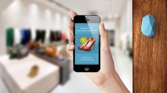ibeacons1 Apple planea añadir las compras de objetos con nuestra cuenta de iTunes