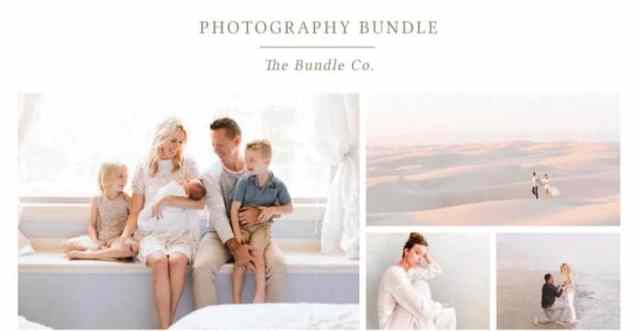 The Bundle Co - Curso de fotografías