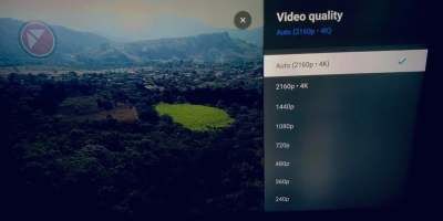4K video playback comes on YouTube