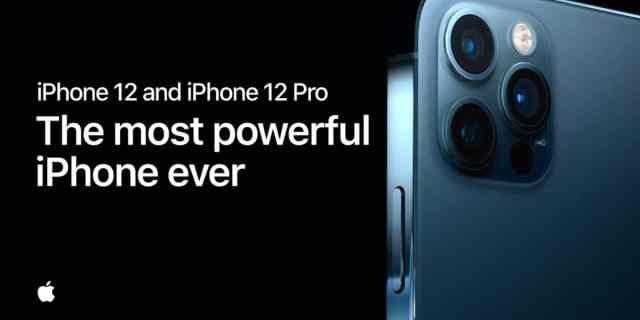 iPhone powerful