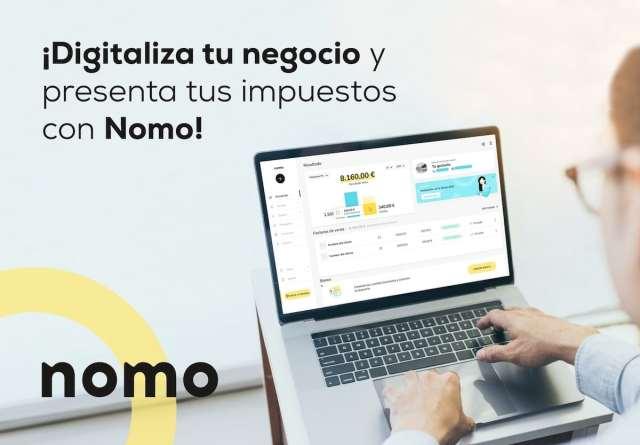 Presentación de impuestos con Nomo