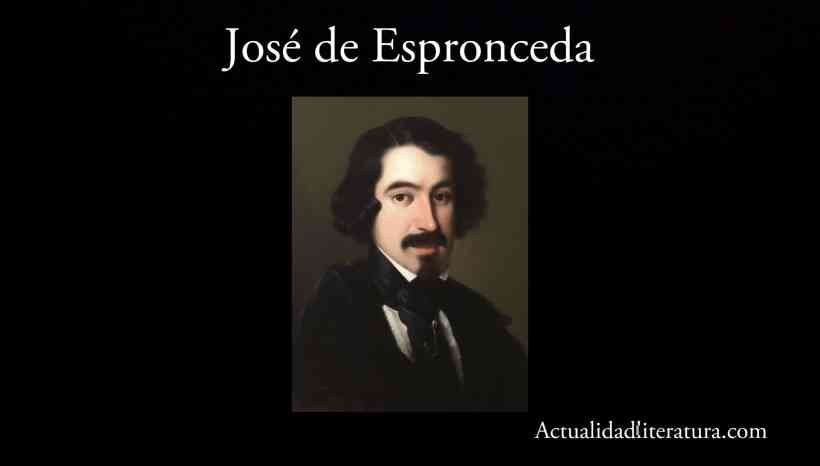 José de Espronceda.