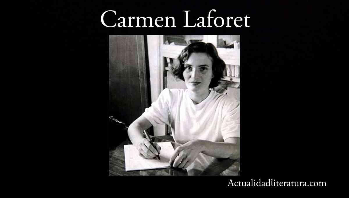 Carmen Laforet.