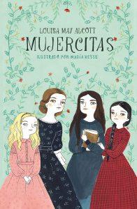 Portada de la novela juvenil Mujercitas