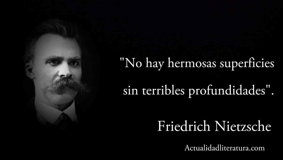 Frase de Friedrich Nietzsche