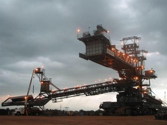 El cargue de carbón no cumple exigencias ambientales