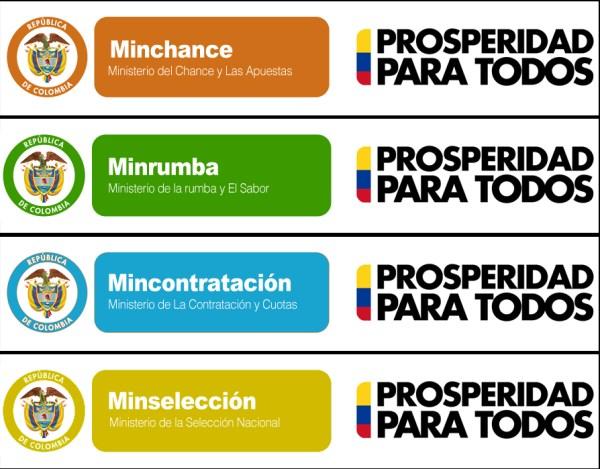 Los nuevos ministerios comenzarán a operar a partir de la posesión presidencial.