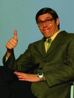 Nicolás Mora, intepretado por Mario Duarte, imagen de la campaña de lanzamiento del 'Friendzone' de Facebook.