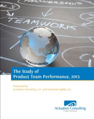 Download Your Free Copy of This Year's Study of Product Team Performance