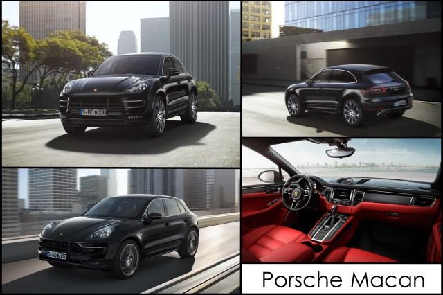 Montage Porsche Macan