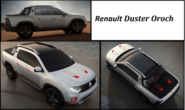 Renault Duster Oroch - Copie