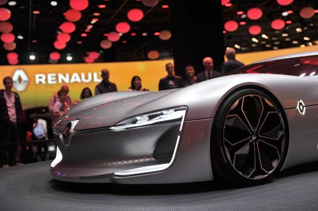 Le concept Renault TreZor