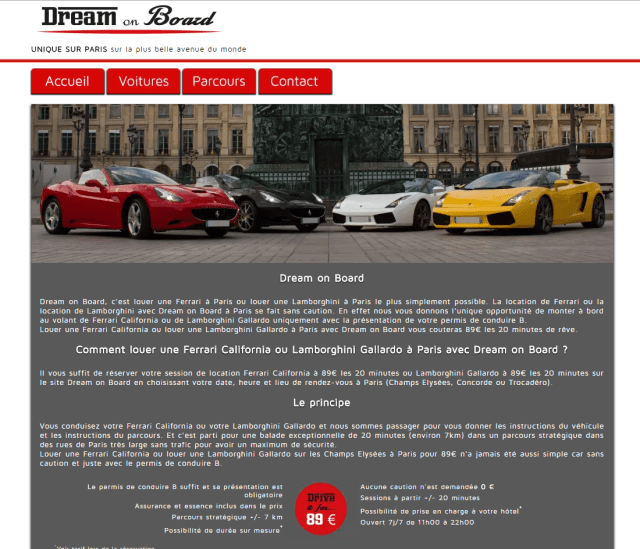 drive-me-89-dream-on-board-website