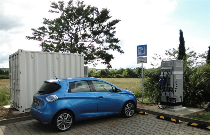 Une deuxième jeunesse pour les batteries usagées — Renault
