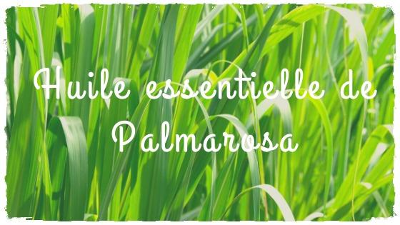 Déodorants chimiques: l'alternative bio avec le Palmarosa