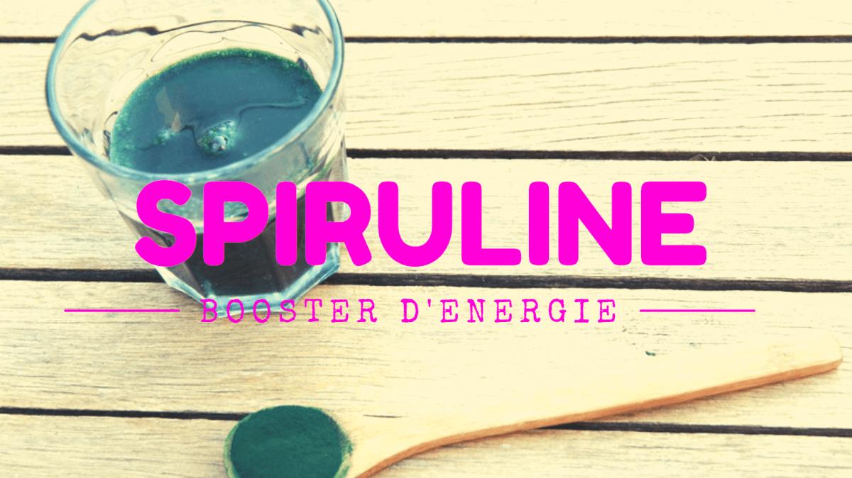 You are currently viewing La spiruline: le booster d'énergie naturel