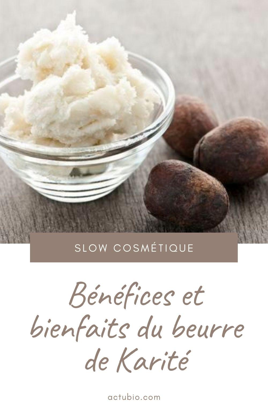 Propriétés et bienfaits du beurre de karité en cosmétique naturelle