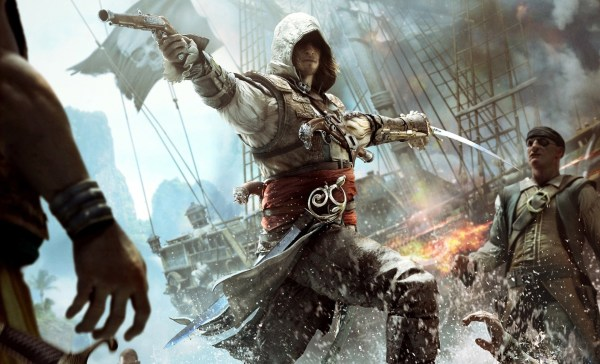 TEST. Assassin's Creed IV : Black Flag sur PS4 - à l ...