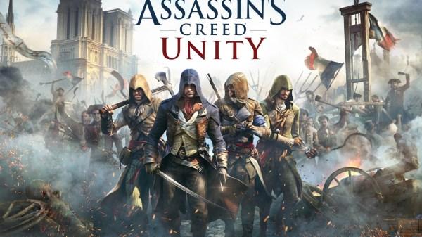 Assassin's Creed Unity n'est apparemment pas aux goûts de ...