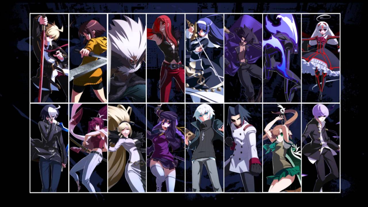 TEST Under Night In Birth EXE Late UNIEL Pour Les Intimes