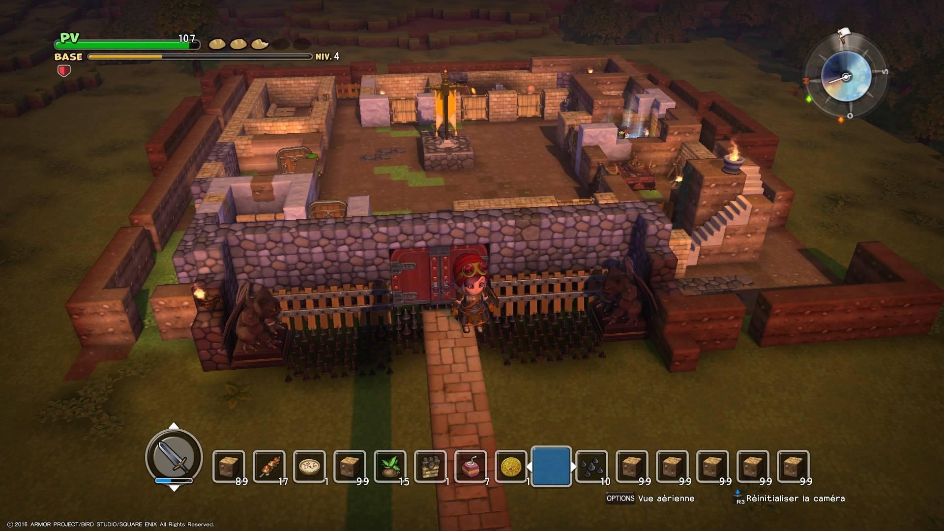 TEST Dragon Quest Builders Le Minecraft Sauce Dragon Quest