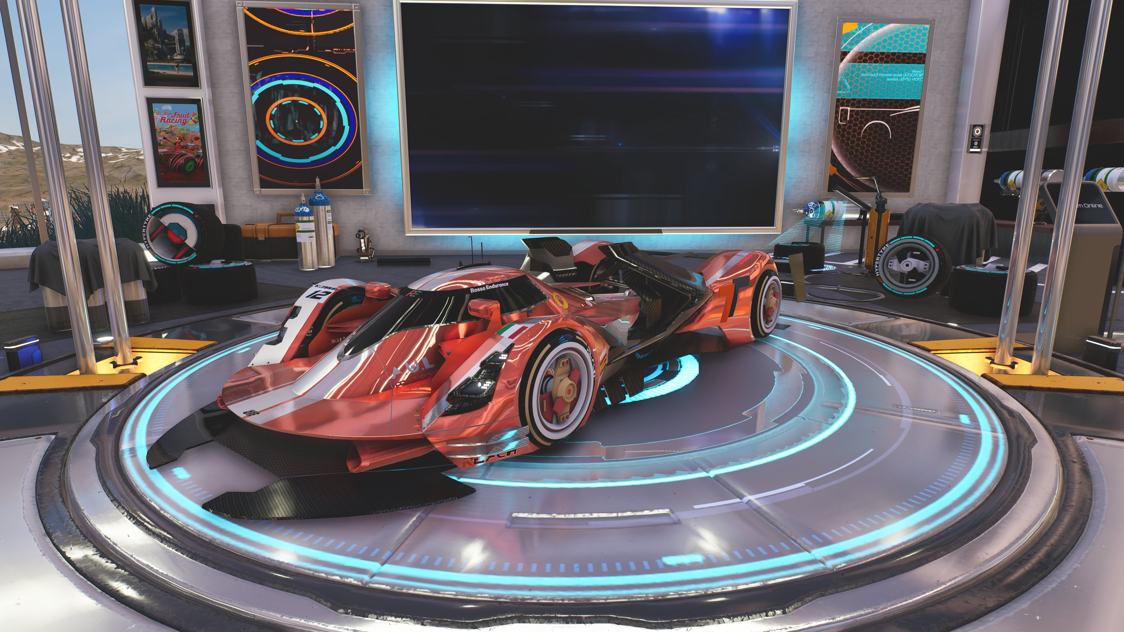 Xenon Racer Sortira Le 26 Mars Sur Consoles De Salon Et PC