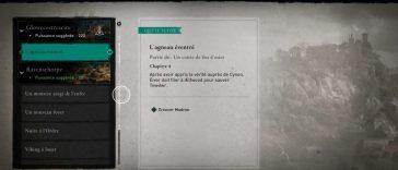 L'agneau éventré – Assassin's Creed Valhalla