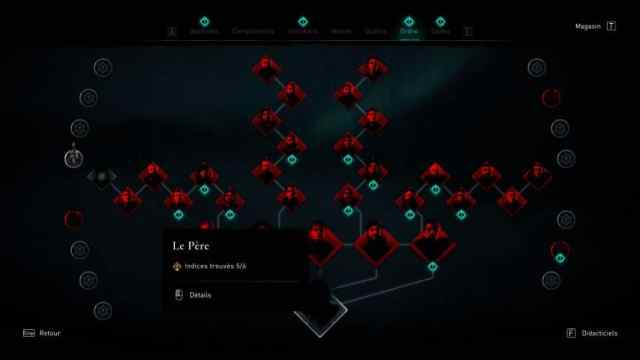 [GUIDE] : How to unveil the Father and kill members of the Order of the Ancients inner circle - Assassin's Creed Valhalla Part one