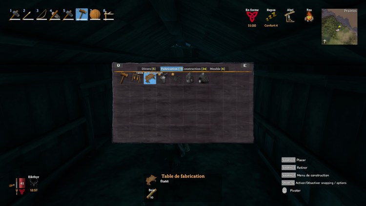 Guide How To Make A Workbench Valheim Part One Samagame