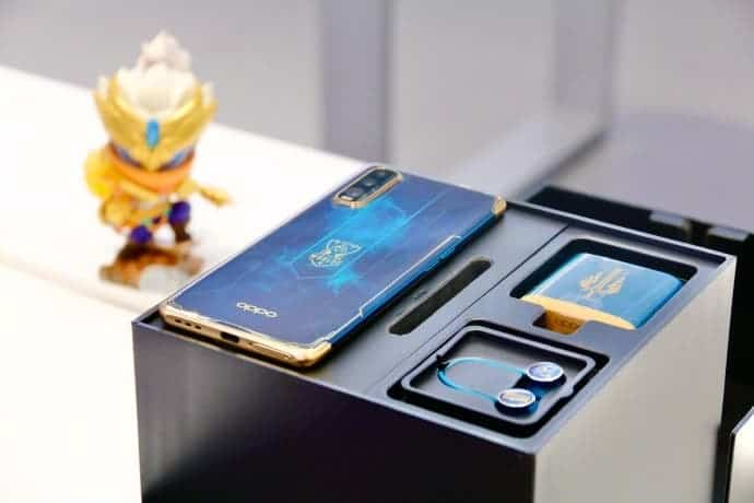 Oppo Find X2 League of Legends