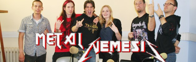 Interview de METAL NEMESIS