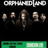 ORPHANED LAND + KLONE + KHALAS + THE MARS CHRONICLES @u Connexion Live