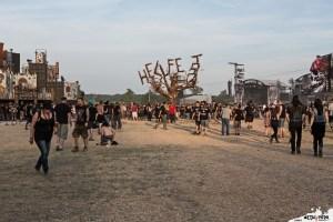 Hellfest ambiance
