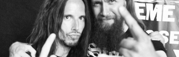 Interview Ensiferum @Xtreme Fest 2015