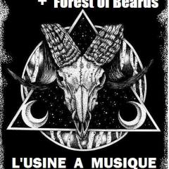 WITCHTHROAT SERPENT + FOREST OF BEARDS @ L'Usine A Musique