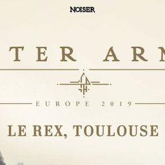 INTER ARMA + GUEST @u Rex