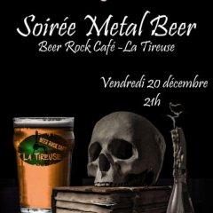 Soirée Metal Beer
