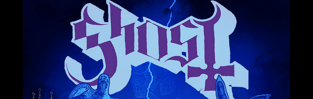 REPORT // Ghost + All Them Witches + Tribulation @u Zenith le 19/12/19 par Pablo
