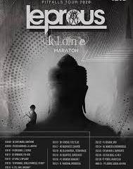 Leprous + Klone + Maraton @u Rex