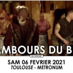 LES TAMBOURS DU BRONX + GUEST @u Metronum