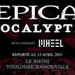 EPICA + APOCALYPTICA + WHEEL @u Bikini
