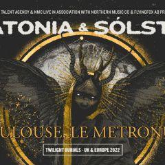 KATATONIA + SOLSTAFIR @u Metronum