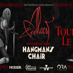 ALCEST + HANGMAN'S CHAIR @u Rex