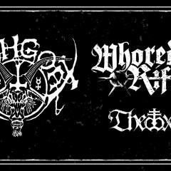 ARCHGOAT + WHOREDOM LIFE + THEOTOXIN @u Rex